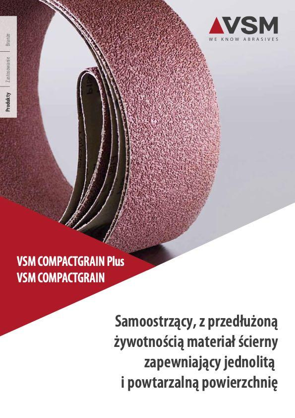 VSM COMPACTGRAIN Plus VSM COMPACTGRAIN
