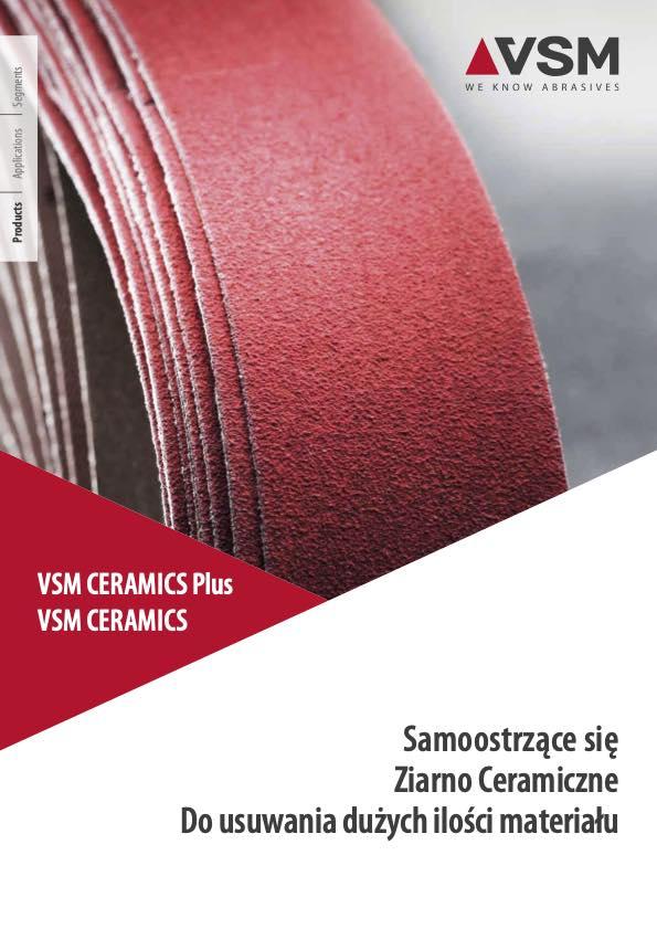 VSM CERAMICS Plus VSM CERAMICS